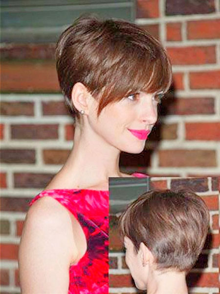25 New Short Hair Ideas With Long Bangs Short Hairstyles Haircuts 2019 2020