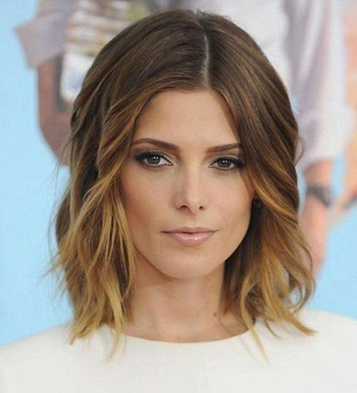 New Short Loose Wavy Hair Cuts