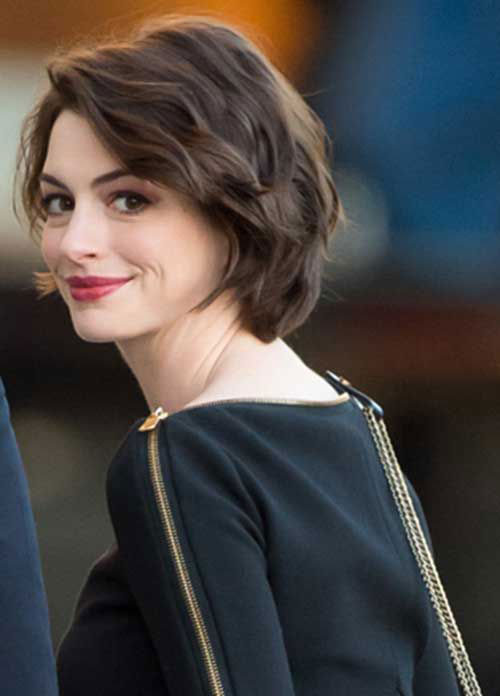 New Best Short Thick Hair Styles