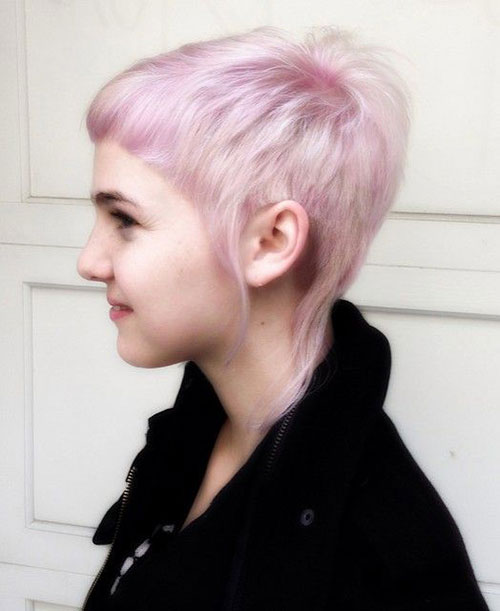Newest Short Pixie Haircuts for Women