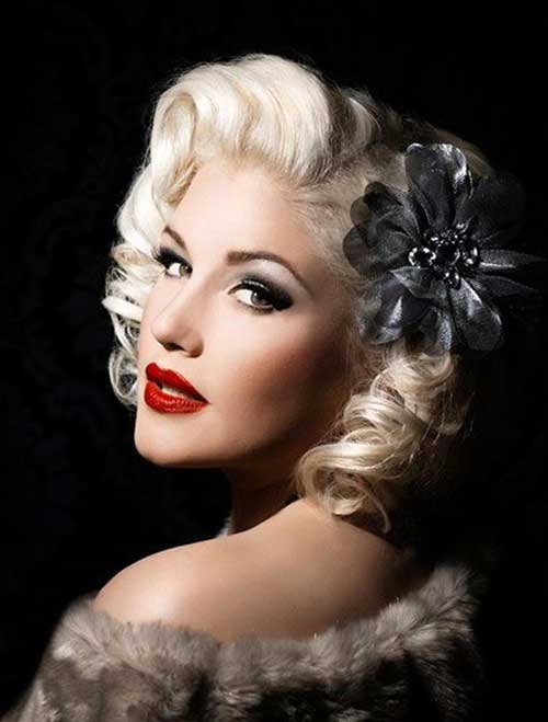 Pinup Short Hairstyles