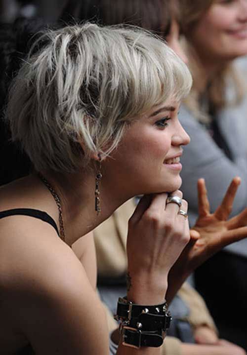 Best Pixie Bob Hairstyles for Grey Hair