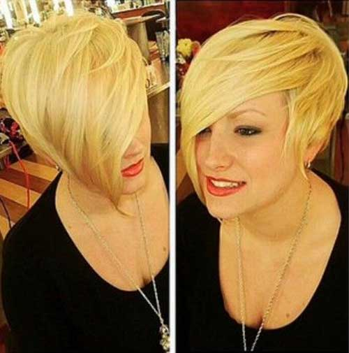 Best Pixie Cut with Long Bangs 2016