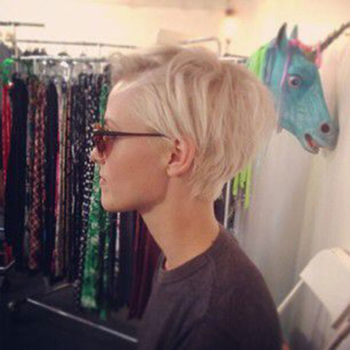 Best Pixie Haircut Side View