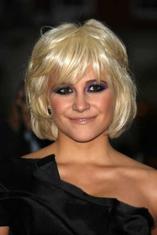 Pixie Lott Chic Short Hair Styles