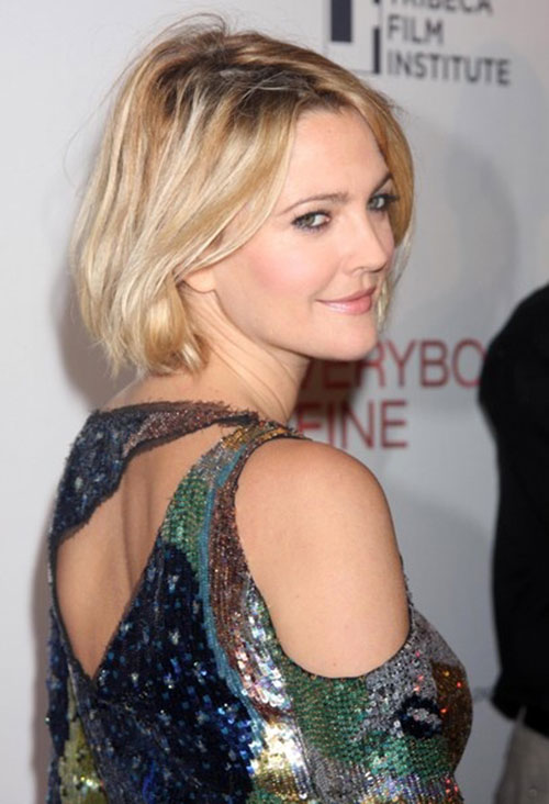 Nice Short Blonde Hair Actresses