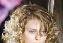 Best Short Curly Hair for Round Faces