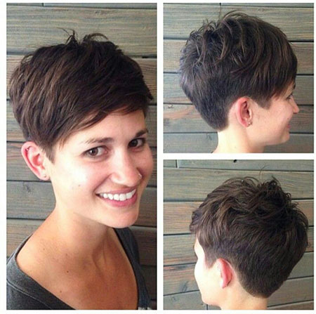Super Short Hairstyles Prepossessing Latest Trend Pixie Cuts For Women  Short Pixie Pixies And Short