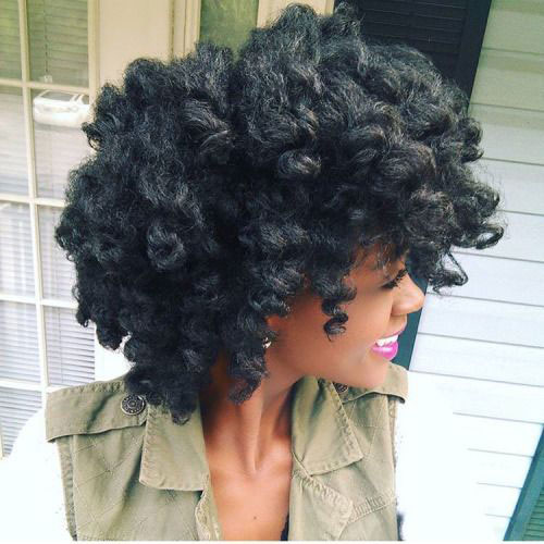 Best Short Cute Hairstyles for Black Women