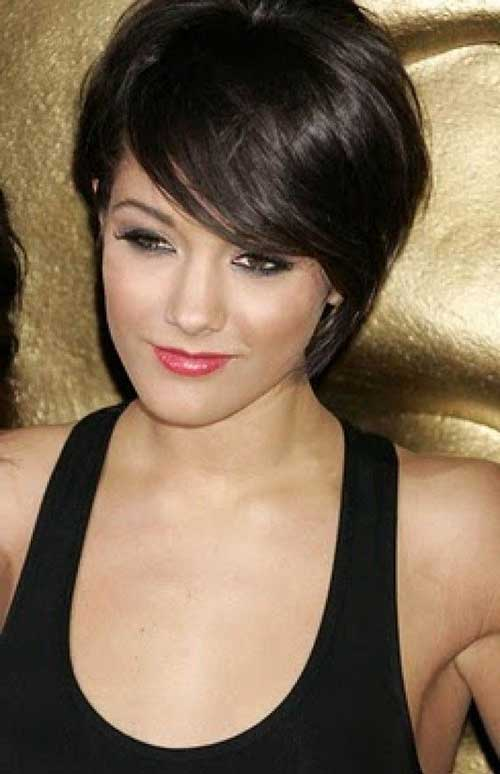 Best Short Dark Pixie Bob