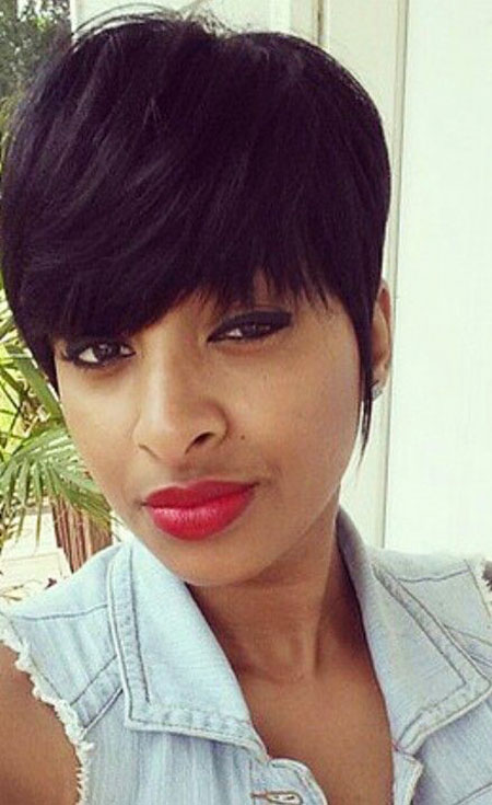 30 Nice Short Hair Ideas for Black Women