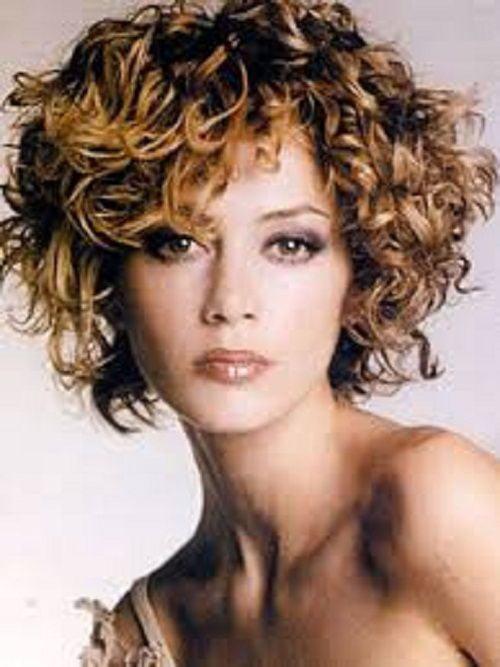 Tremendous 15 Short Curly Hair For Round Faces Short Hairstyles Amp Haircuts 2015 Short Hairstyles For Black Women Fulllsitofus