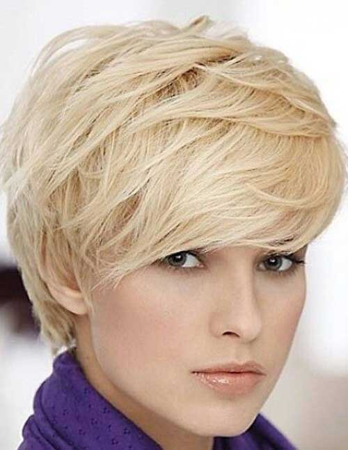 Best Short Haircuts with Bangs 2016