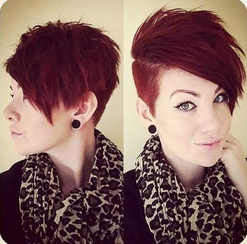 Best Short Shaved Hairstyles for Girls