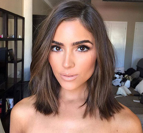 Best Short Shoulder Length Haircuts