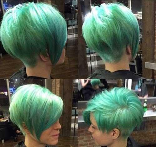 Stylish Short Style Haircuts 2015
