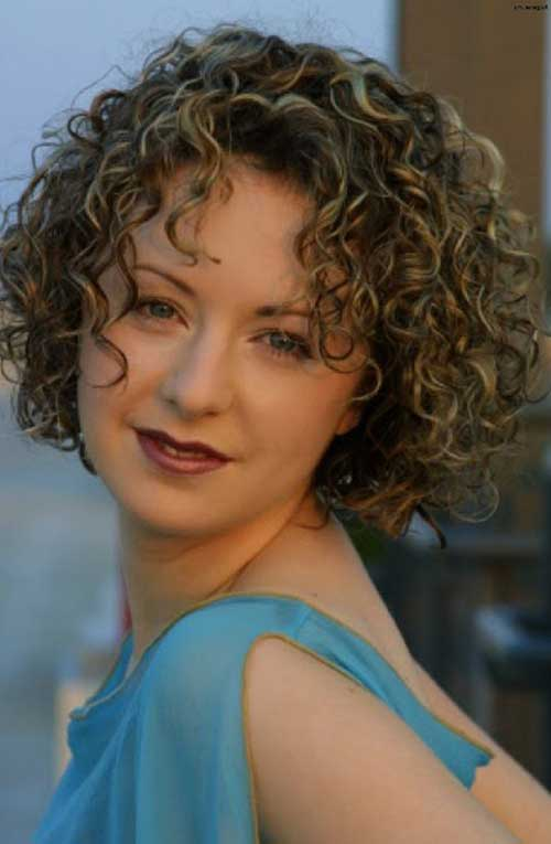 15 Short Thick Curly Hair Short Hairstyles Haircuts