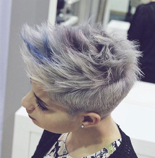 Best Spiky Short Hairstyles for Girls