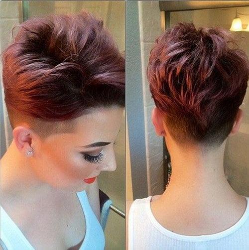 Best Trendy Short Haircut Girls