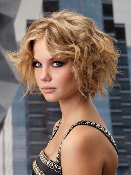 Short Haircuts for Curly Hair 2016-10