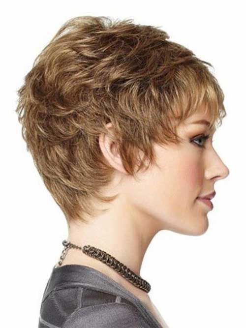 Short Haircuts for Oval Face-10