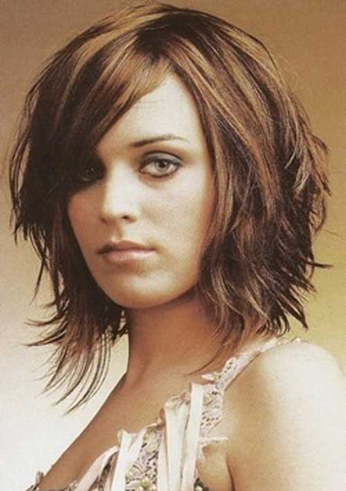 Short to Medium Haircuts-10