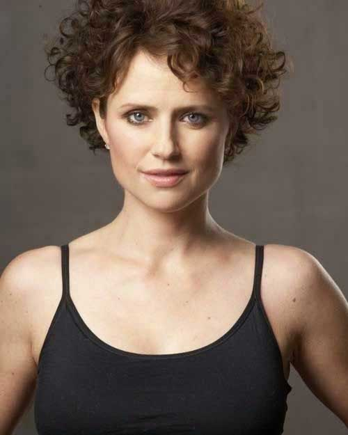 Short Haircuts for Curly Hair 2016-11