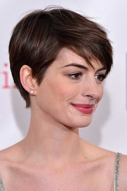 Cute Short Hair Cuts-11