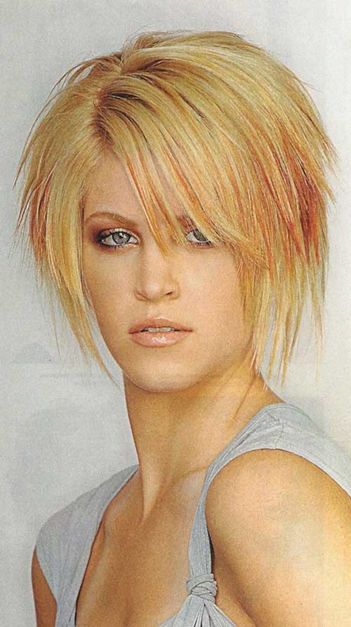 Stylish Women's Edgy Hairstyles 2015| Short Hairstyles and Haircuts