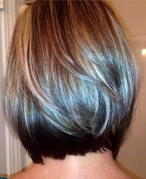 11.Short Hair Cuts
