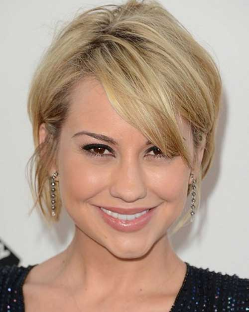 Cute Short Layered Hair-12
