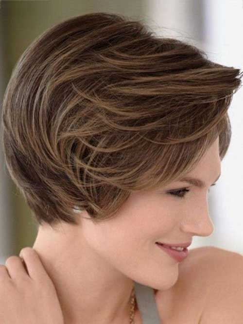 25 Best Short Hair Over 40 Short Hairstyles Haircuts 2018 2019
