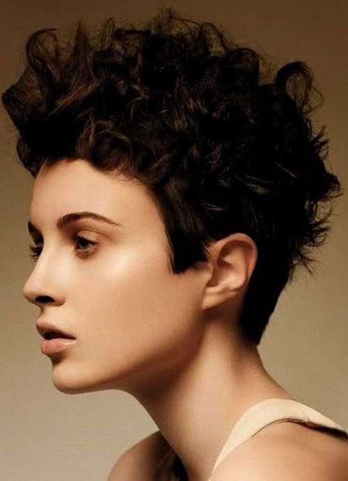 Short Haircuts for Curly Hair 2016-13