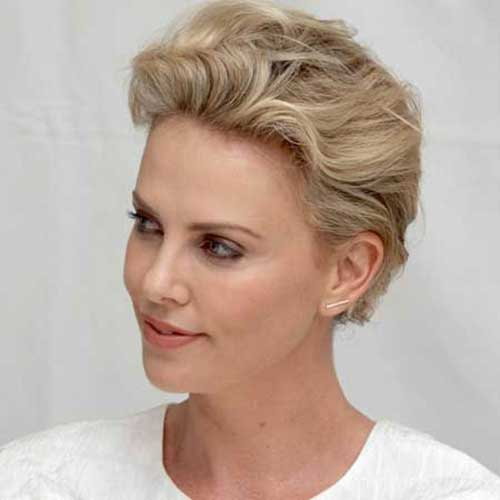 Cute Short Hair Cuts-13