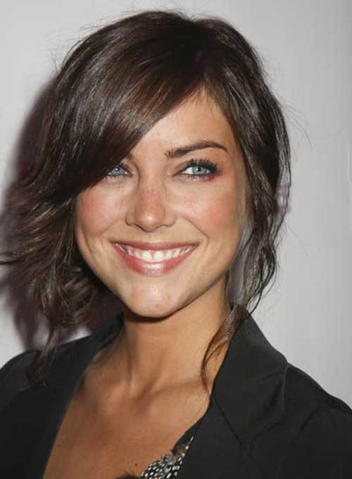Cute Short Wavy Hair-13