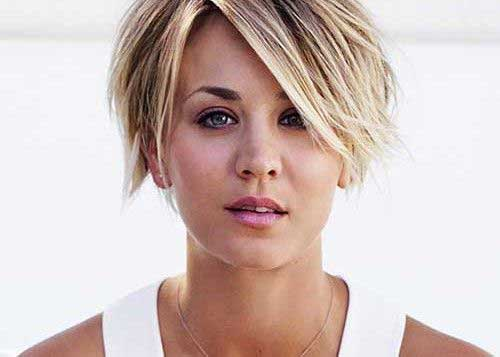 Hairstyles For Short Hair-13