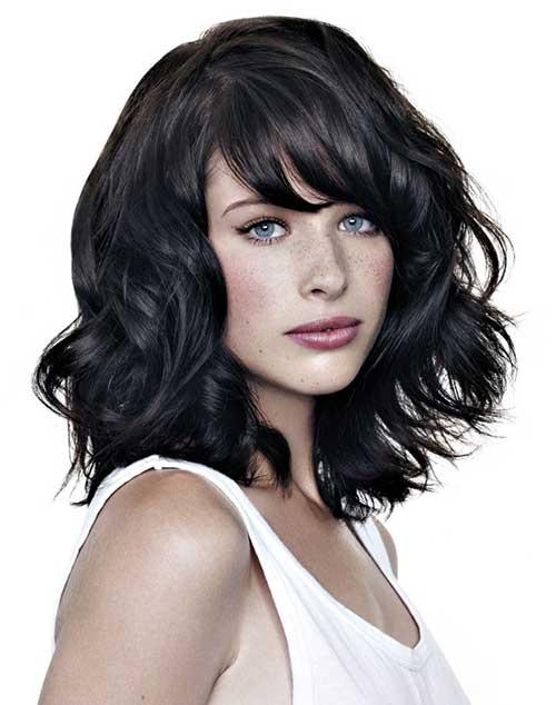 Short to Medium Haircuts-14