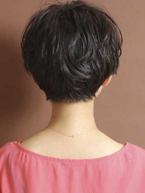 Cute Short Hair Cuts-14