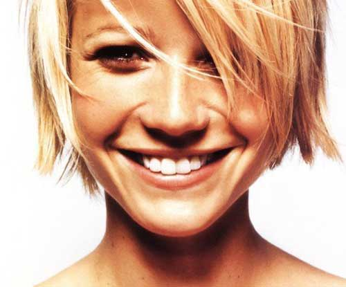 Hairstyles For Short Hair-14