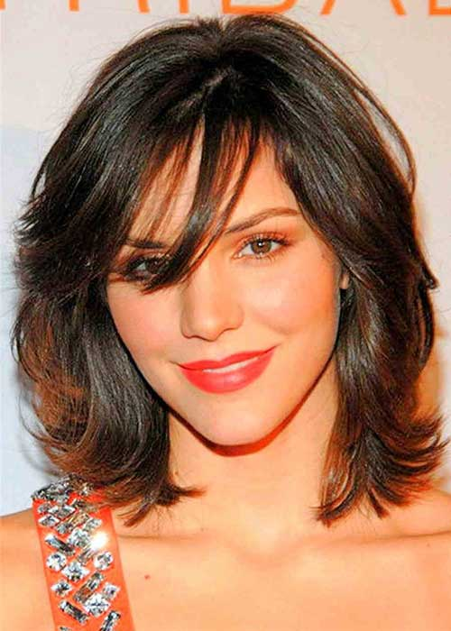 Surprising 15 Short Hairstyles For Thin Wavy Hair Short Hairstyles Short Hairstyles For Black Women Fulllsitofus
