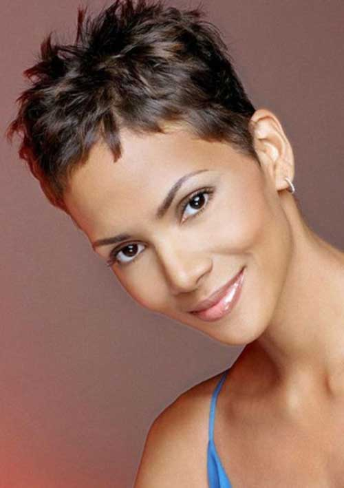 Halle Berry Short Haircuts-15