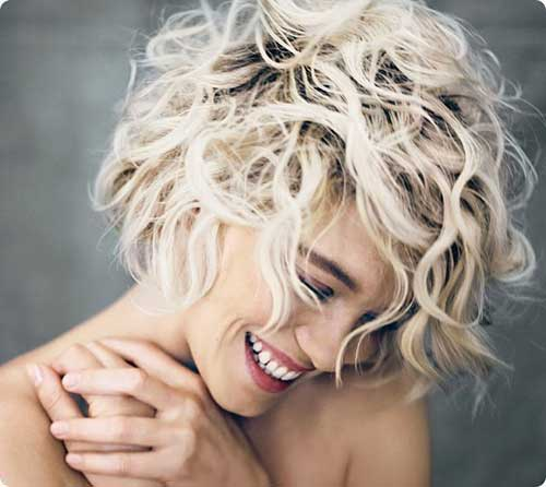 Short Haircuts for Curly Hair 2016-15
