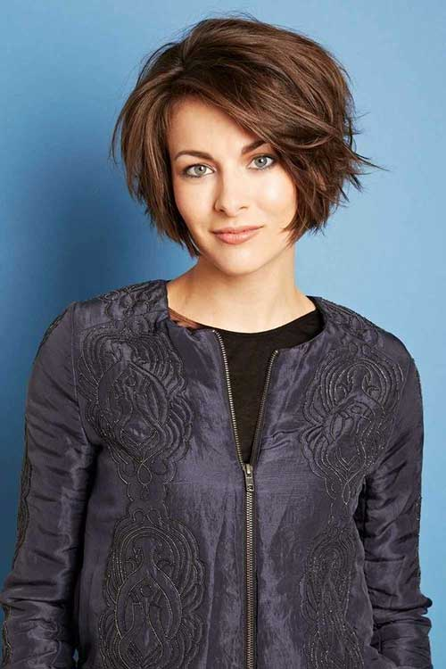 Cute Short Hair Cuts-15