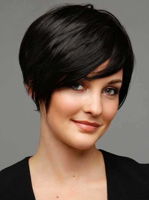 Cute Short Layered Hair-15