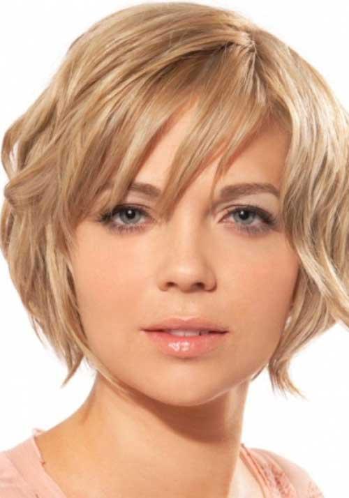 Short Thin Wavy Hair-15