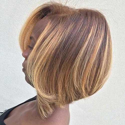 Bob Hairstyles for Black Women-16