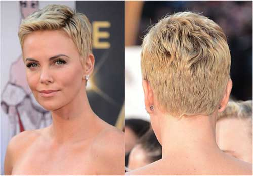 Short Haircuts for Oval Face-17