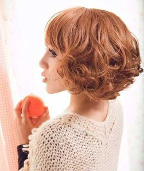 Cute Short Hair Cuts-17