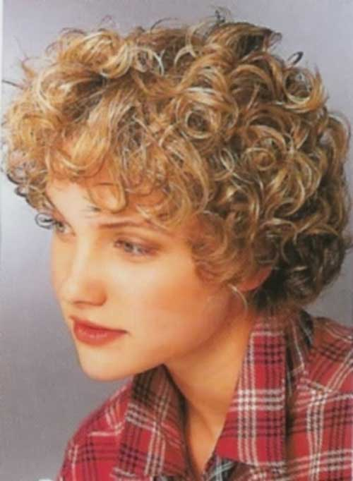 Super 30 Best Hairstyles For Short Curly Hair Short Hairstyles Hairstyle Inspiration Daily Dogsangcom
