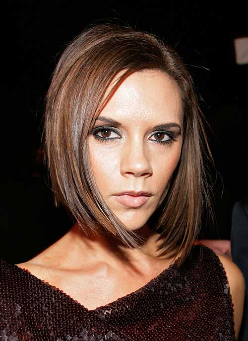 40 latest short hairstyles for black women short hairstyles - 25 Best Victoria Beckham Bob Hairstyles Short Hairstyles